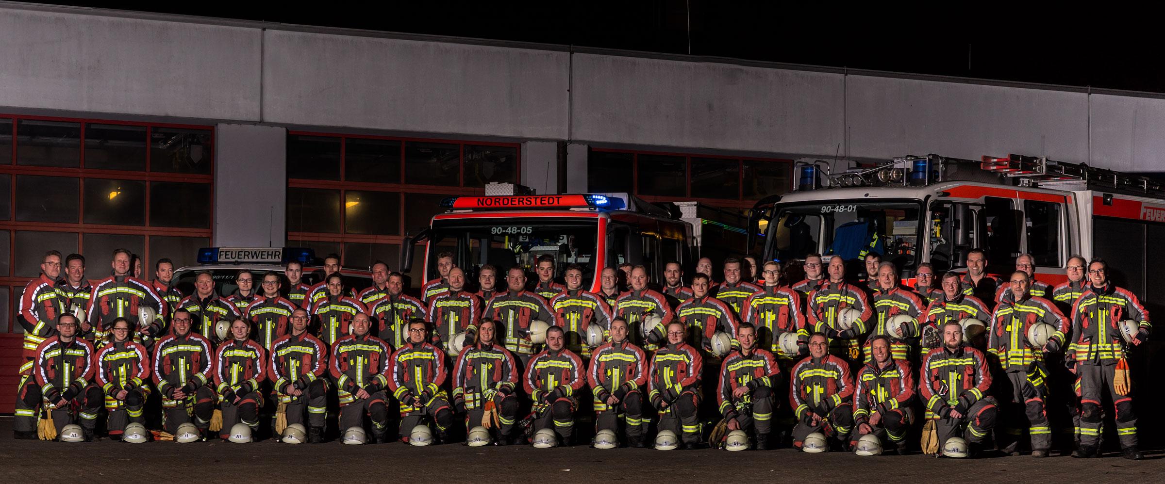 Freiwillige Feuerwehr Harksheide Die Wehr